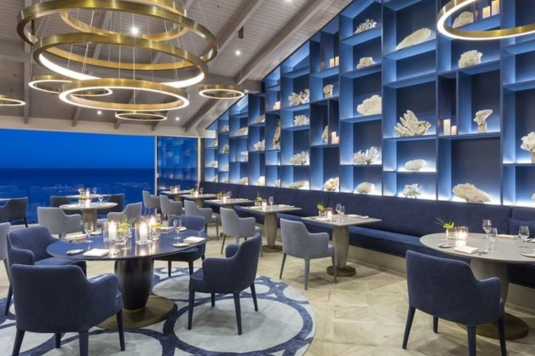 A Luxury Restaurant Where Sea Is The Star
