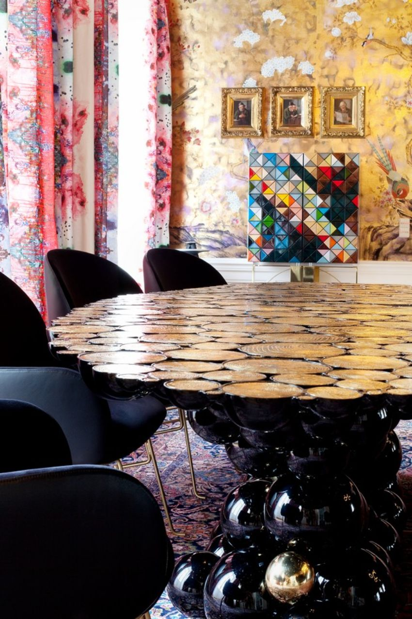 Step Inside These Luxury Dining Room and Get Inspired