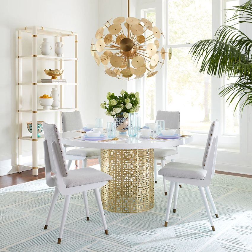 Our Top Round Dining Tables For A Sophisticated Dining Room
