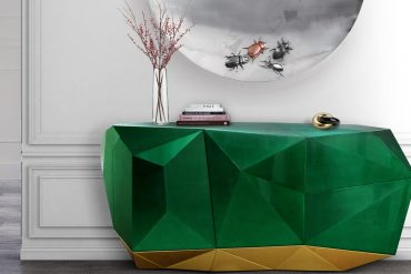 A Selection Of Colorful Luxury Furniture For Your Imposing Dining Room