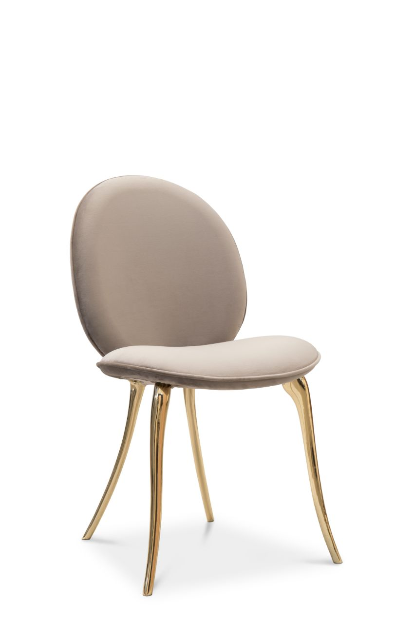 A Curated Selection Of 10 Luxury Dining Chairs