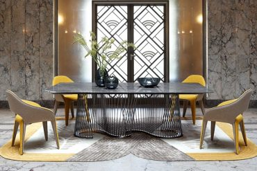 10 Modern Dining Tables For An Impressive Dining Room