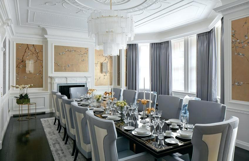 A Selection Of Contemporary Ideas For A Elegant And Modern Dining Room