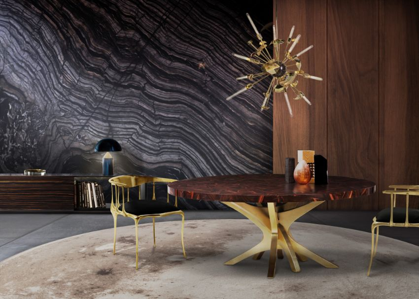 Fall In Love With Boca Do Lobo's Modern Dining Rooms