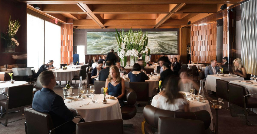 Visiting New York City? Here's Our Top 10 Luxury Restaurants