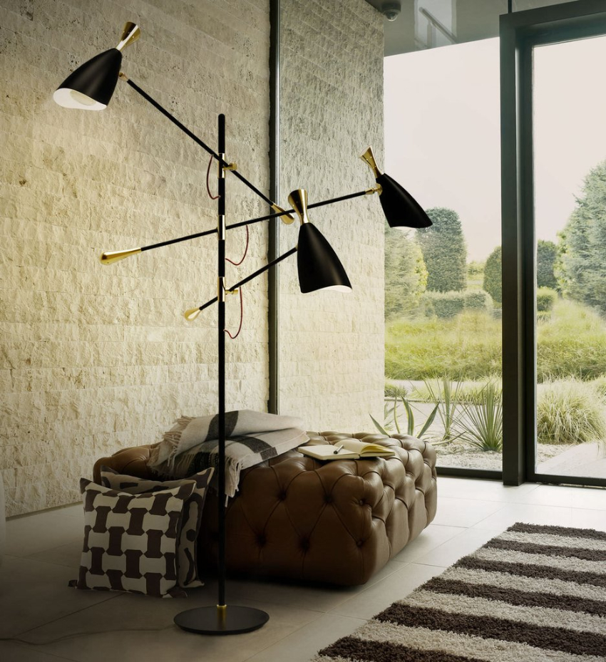 Top 25 Floor Lamps That Are True Masterpieces