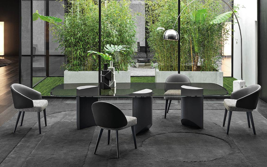 New Year's Renovations? Here are 10 Unique Modern Dining Tables