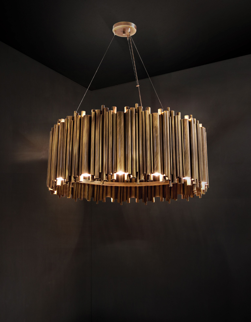 25 Modern Chandeliers That Will Make A Striking Impact modern chandelier 25 Modern Chandeliers For An Art-Filled Home 292a47da7bcfa58197c23758579ce4b2 1