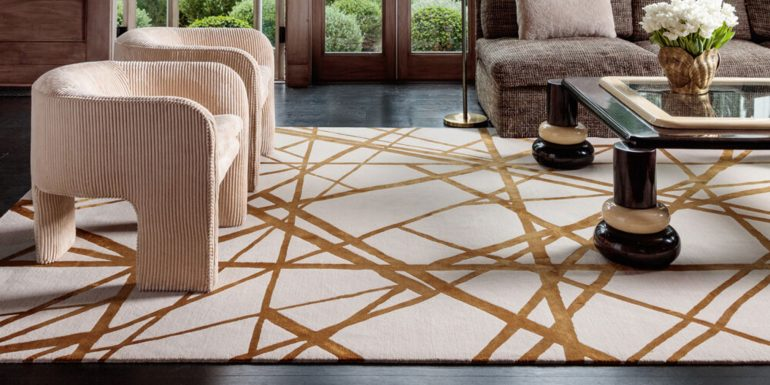 Let Yourself Fall In Love With These Modern Rugs