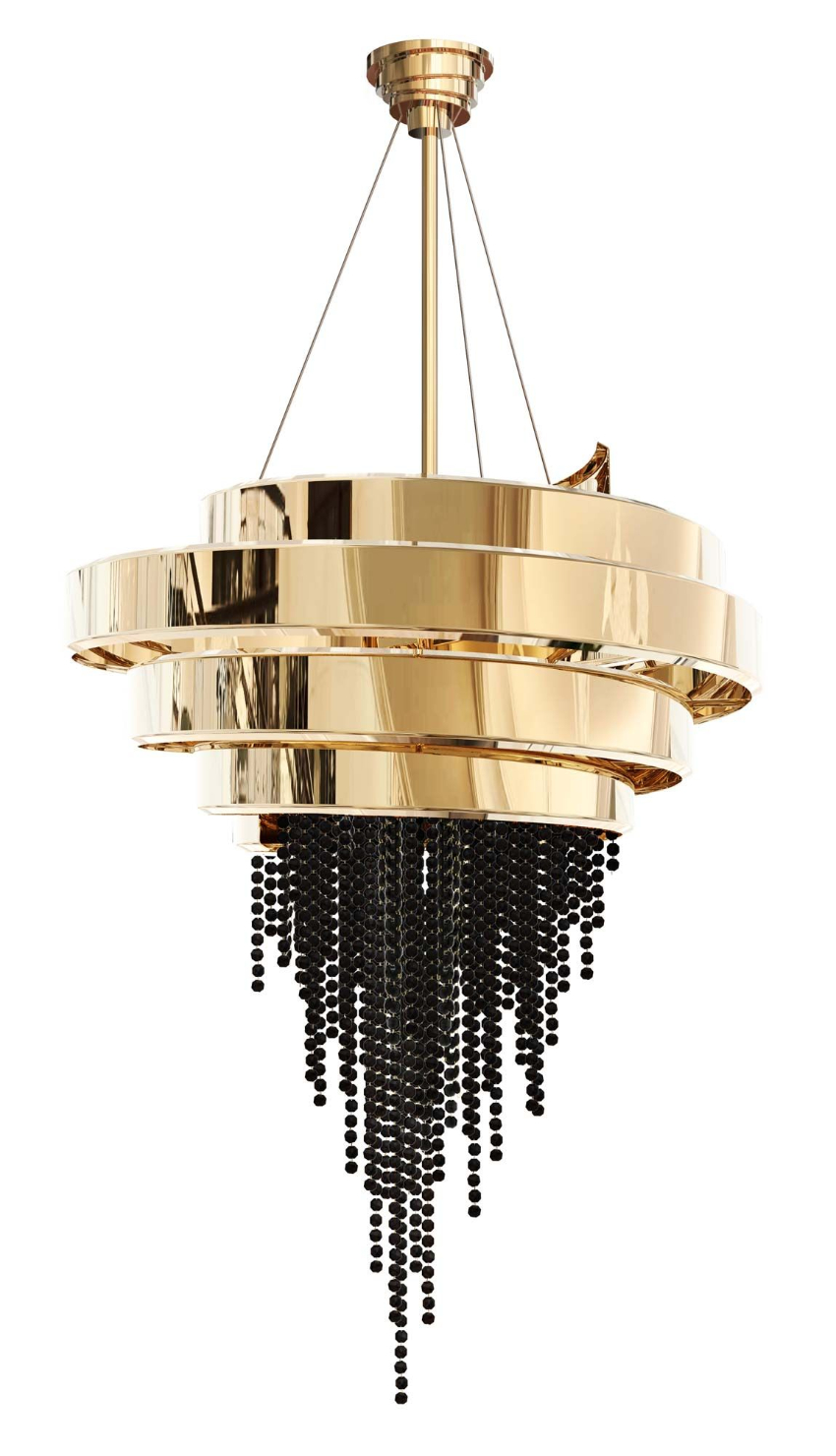 25 Modern Chandeliers That Will Make A Striking Impact modern chandelier 25 Modern Chandeliers For An Art-Filled Home e4458d1ad5e2d15fb025f6765696d4c5 1