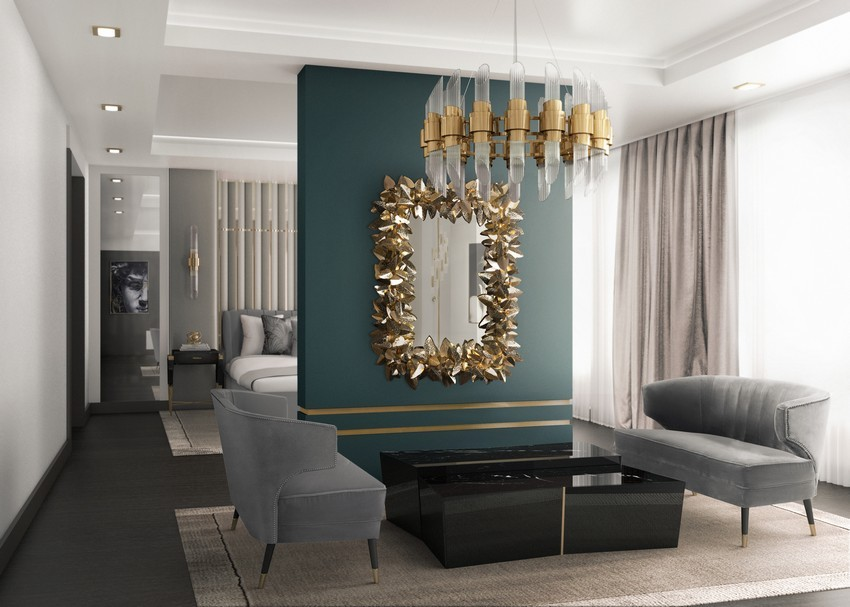 Upscale Your Dining Space With These Luxury Mirrors
