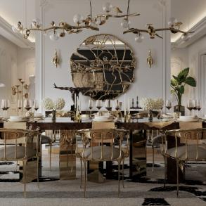Discover A Multi-Million Dollar Luxury Penthouse By Boca do Lobo
