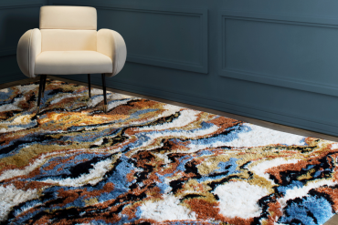 25 Luxury Rugs That Will Upscale Your Dining Space