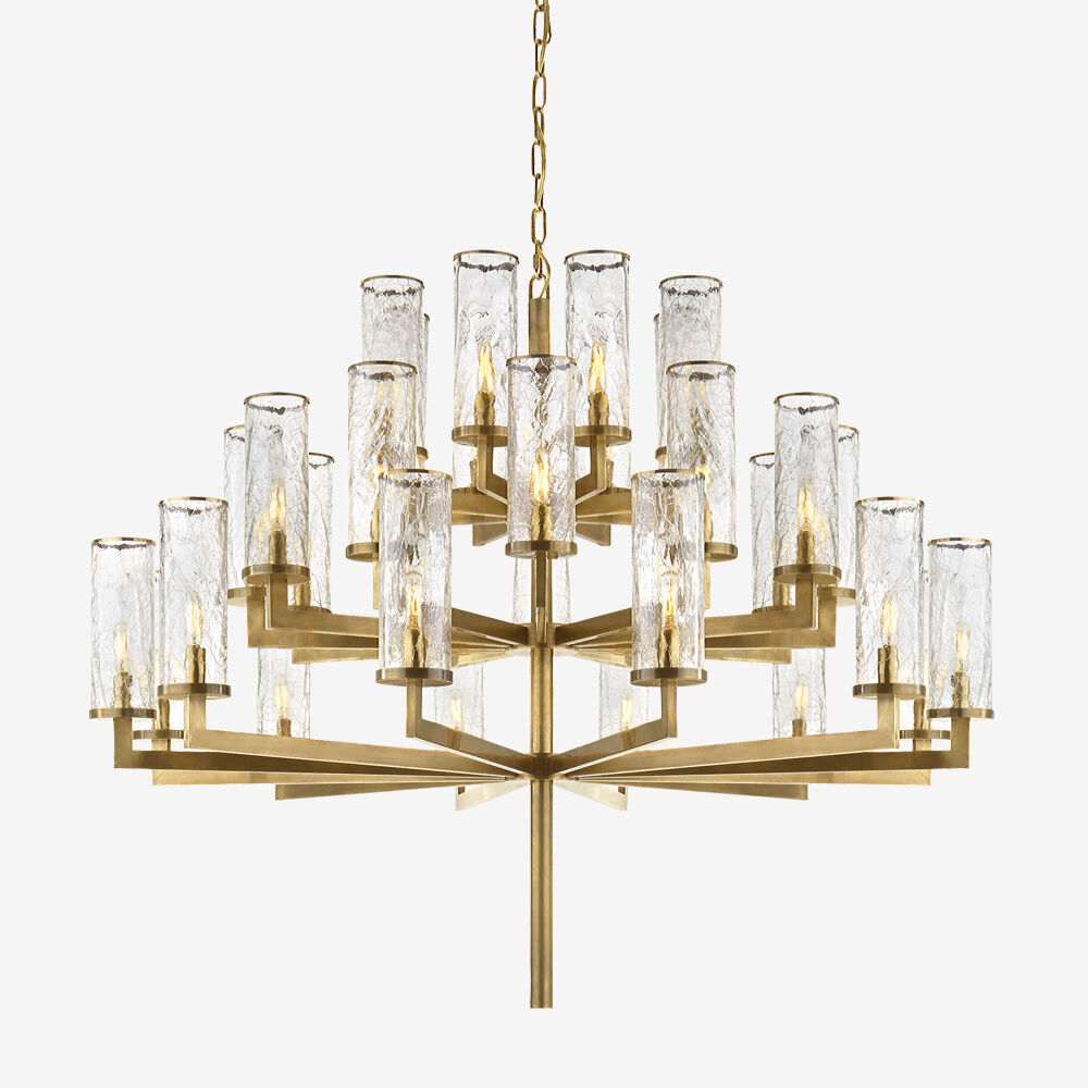 20 Luxury Chandeliers That Will Steal The Show In Your Dining Room
