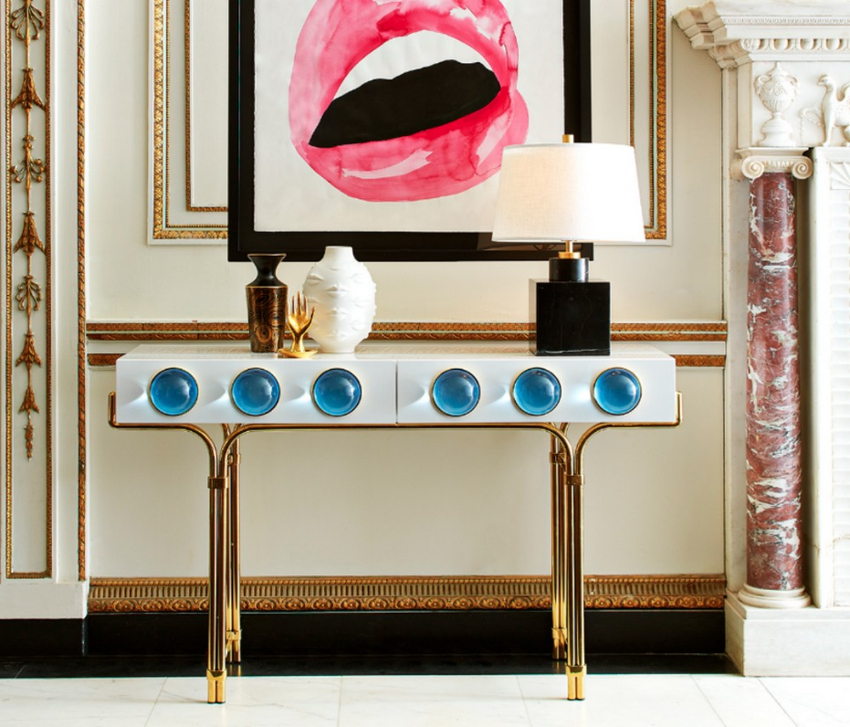 25 Modern Console Tables That Are A Must Have