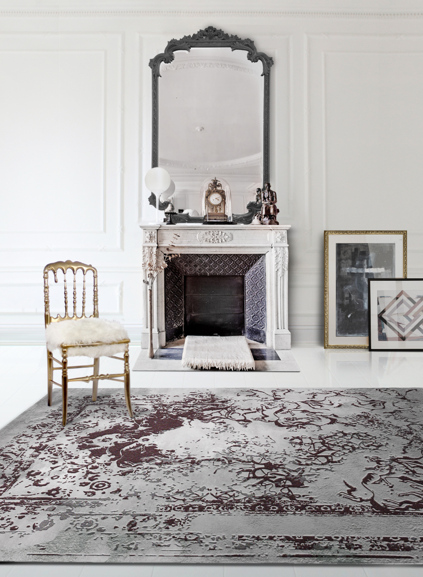 25 Luxury Rugs That Will Upscale Your Dining Space luxury rugs 25 Luxury Rugs For A Limited Edition Aesthetic posidon rug emporium chair 1