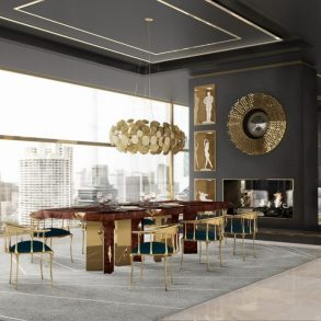 20 Luxury Chandeliers That Will Steal The Show In Your Dining