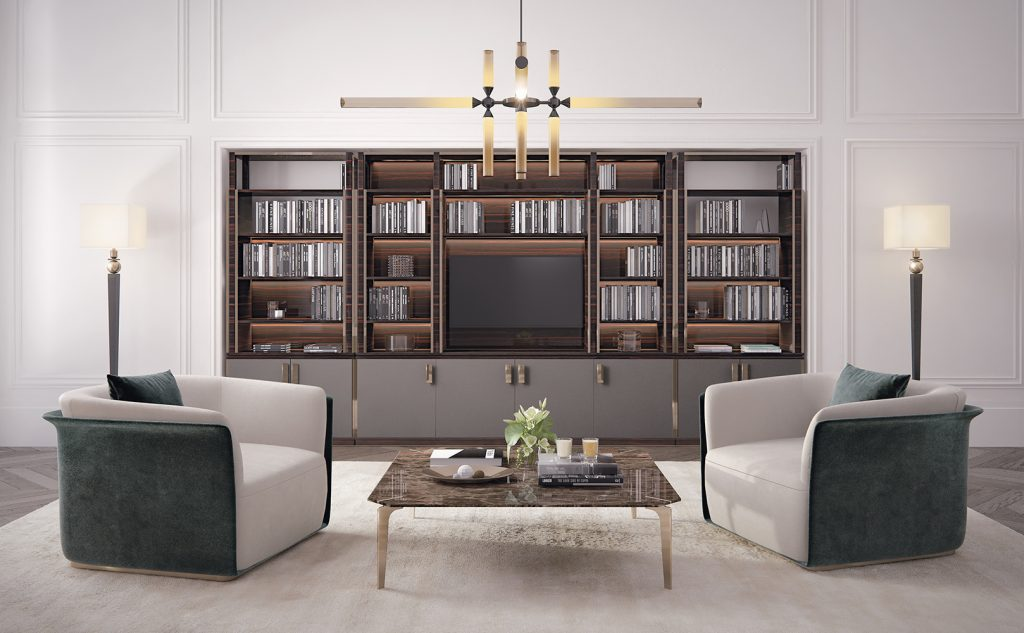 Luxury Coffee Tables To Complement Your Dining Room