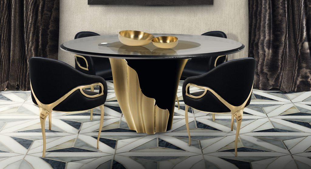 Exclusive Round Tables For Your Dining Room