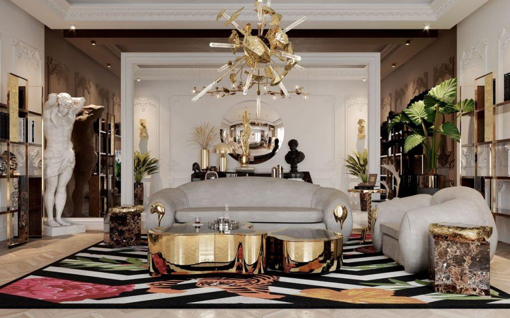 Luxury Sofas To Lust Over