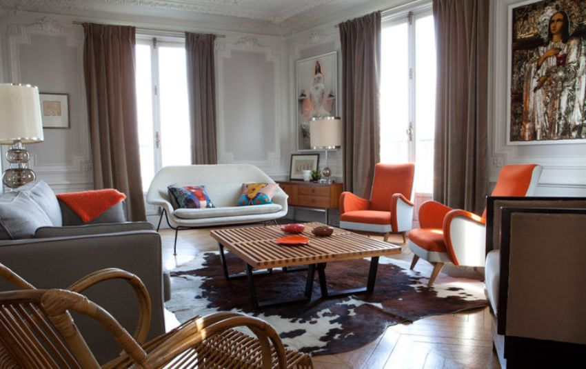 Fleur Delesalle The Best Living Room Projects