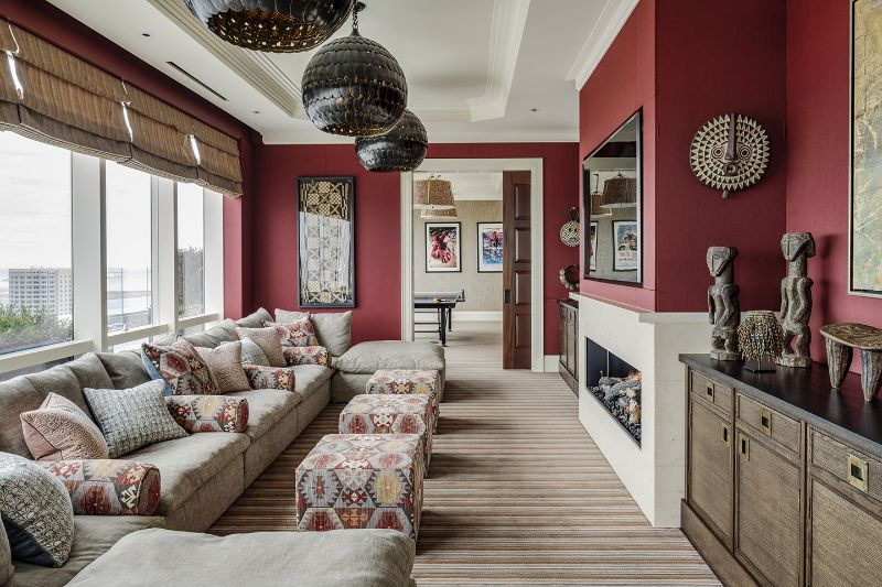 John McCall - Best Interior Living Room Projects