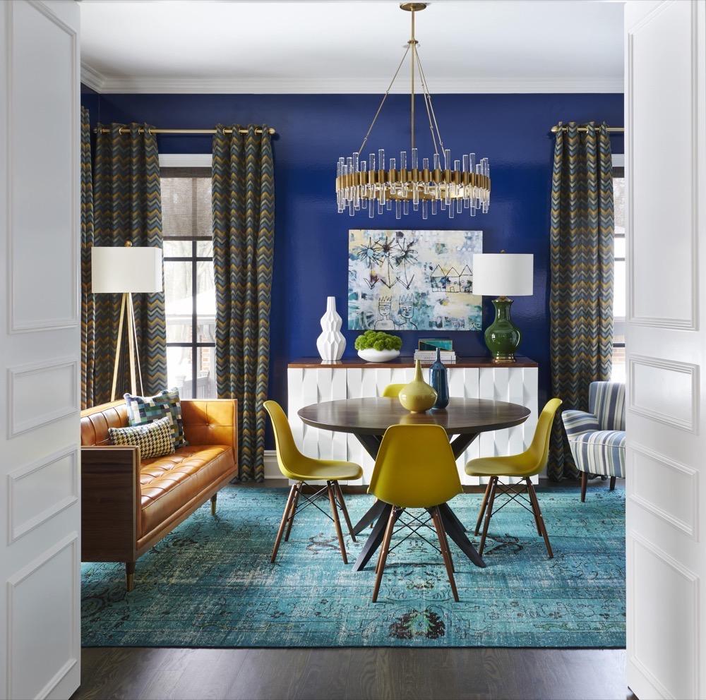 Corey Damen Jenkins The Best Interior Dining Rooms