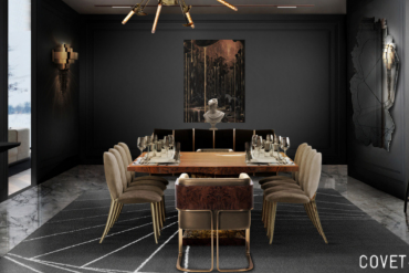 The Best Color Ideas For A Impressive Dining Room Design
