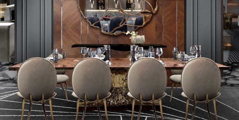 Discover 6 Ways to Upgrade Your Modern Dining Room