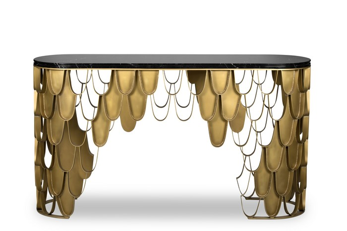 10 Modern Console Tables For Your Entryway