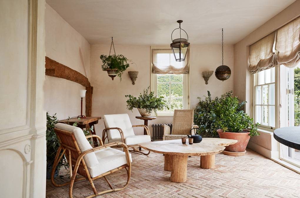Rose Uniacke, The Queen of Serene, Tranquil And Elegant Interiors