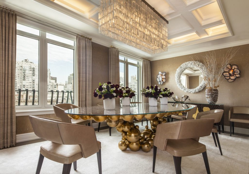 The World's Most Beautiful Private Dining Rooms