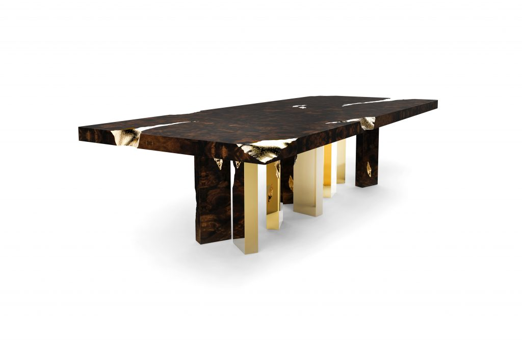 Creative Wooden Dining Tables By Boca Do Lobo