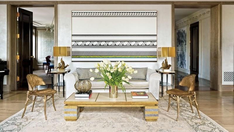 Stephen Sills Associates - The Best Living Room Interior Ideas