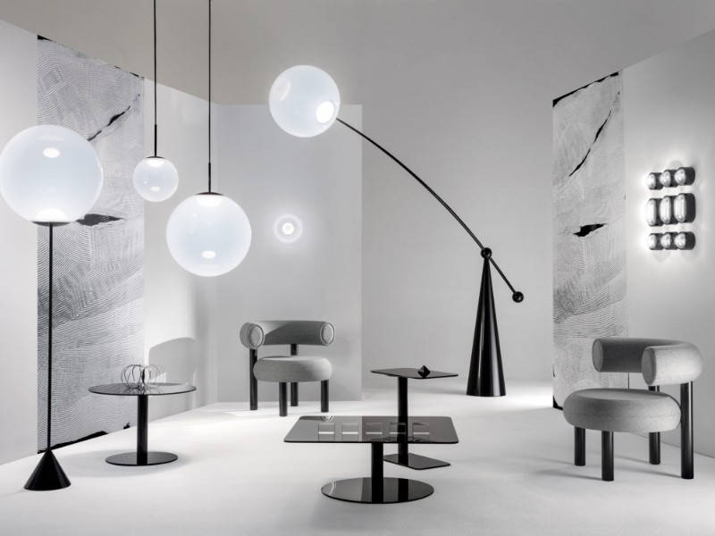 """""""The Manzoni"""" - A Restaurant Design Project by Tom Dixon in Milan"""