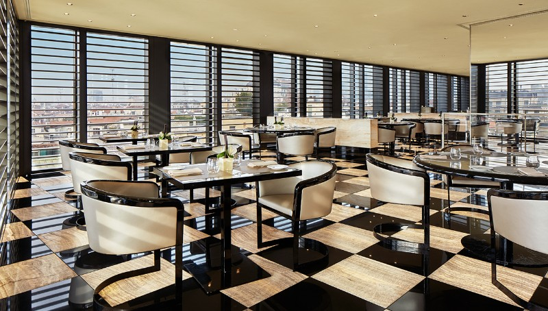 Top Luxury Restaurants in Milano's Hotels