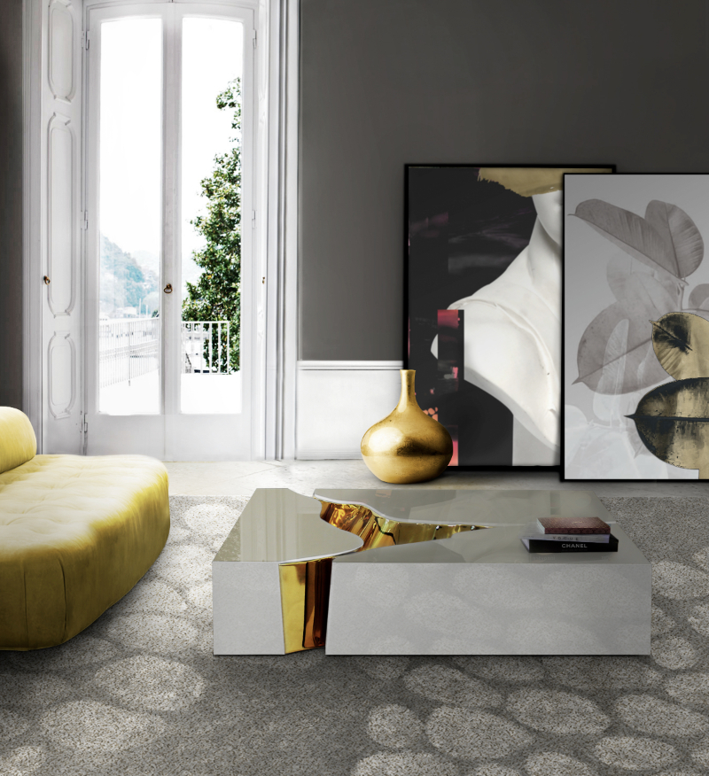 Modern Coffee Tables Ideas for the Perfect Living Room