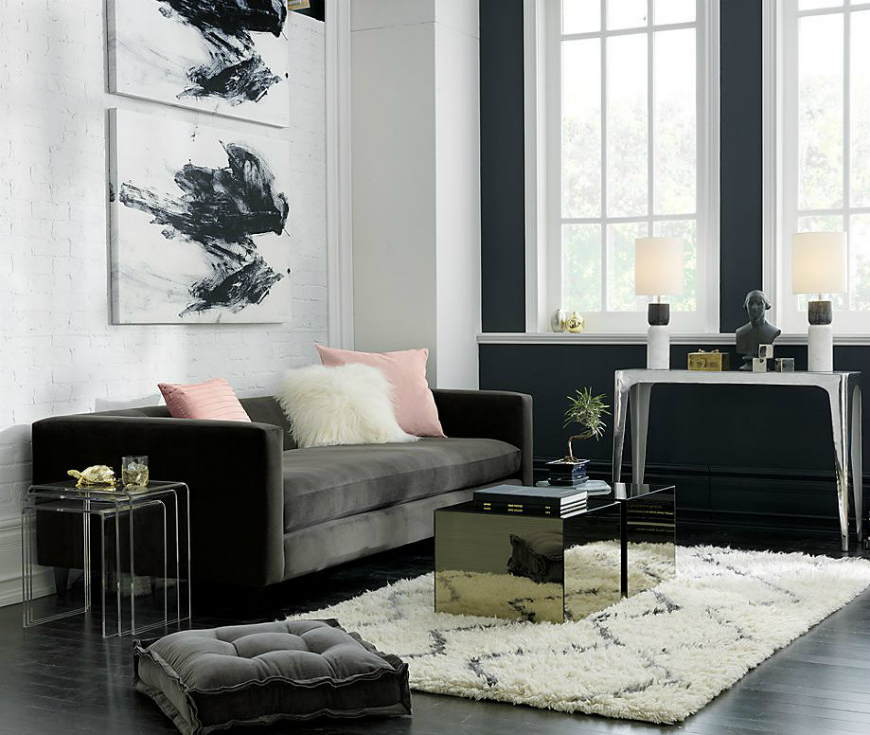 Trend Alert: The Super-Low Coffee Table