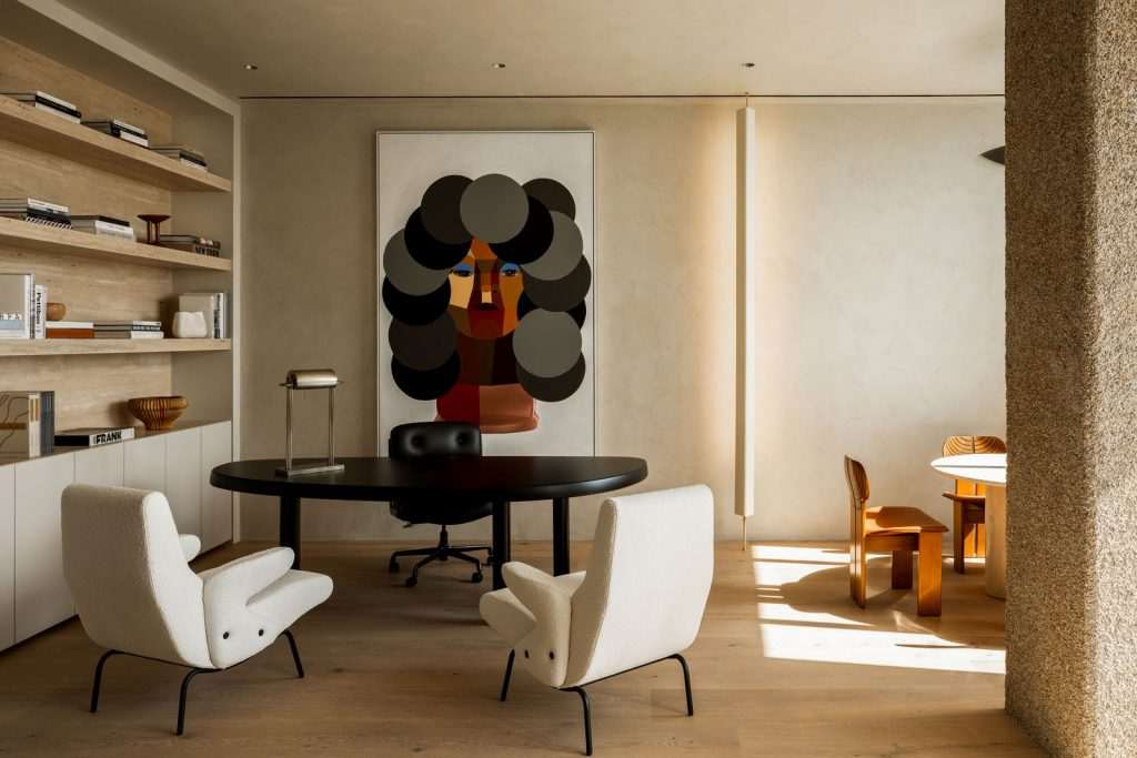 Jay-Z's Office In L.A. Designed By Willo Perron