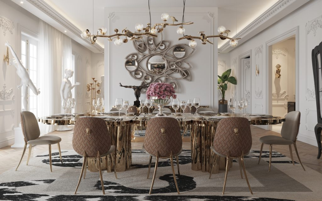 A Guide To Renovate Your Dining Room - 6 Fall Inspirations For You!