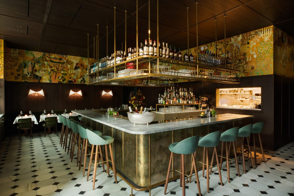 Glamorous Global Restaurants as Stylish as They are Tasty