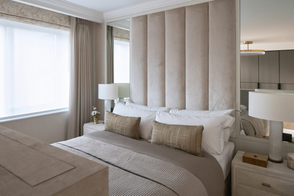 The Most Chic Small Bedrooms To Inspiring You  small bedroom The Most Chic Small Bedrooms To Inspiring You IL20210627103239 olga ashby london regent crescent bedroom 2 1024x683 1