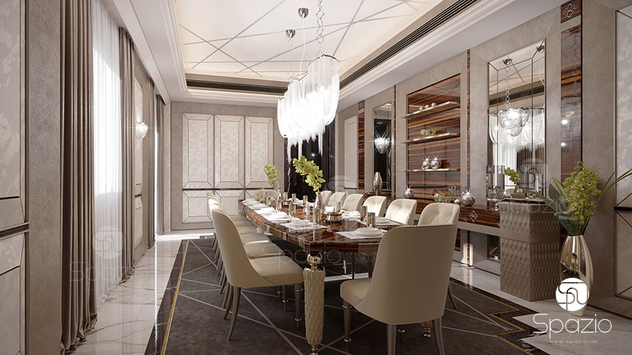 The Best Luxury Dining Room Projects in Dubai