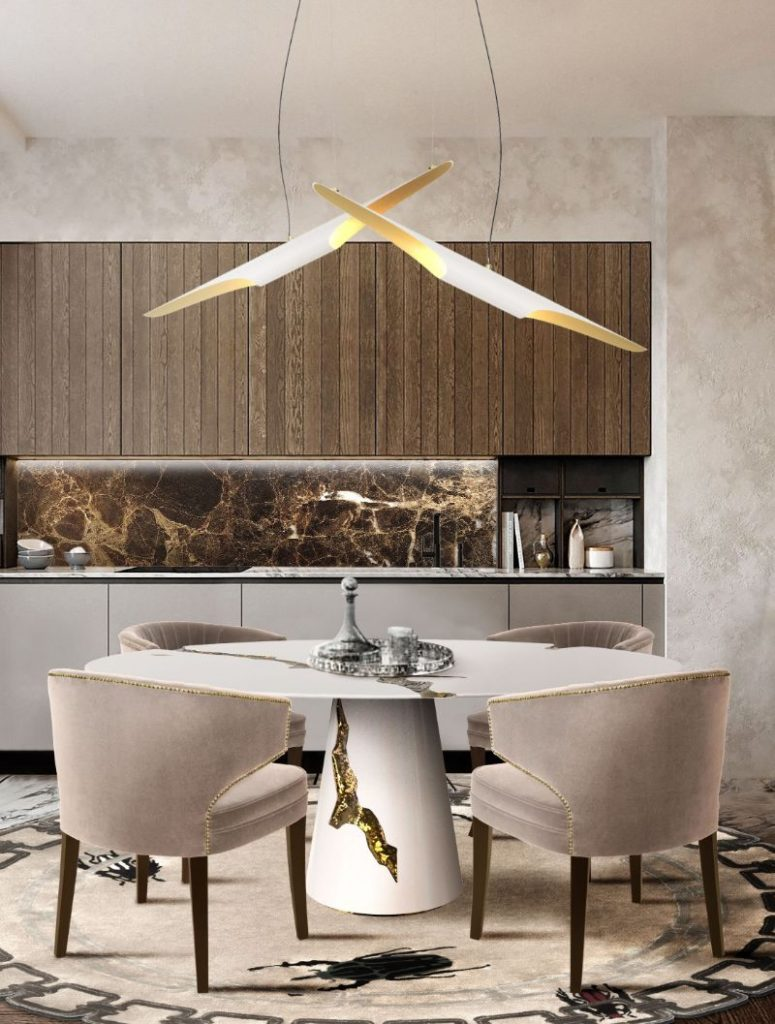 Modern Decor Ideas To Inspire Your Luxury Dining Room