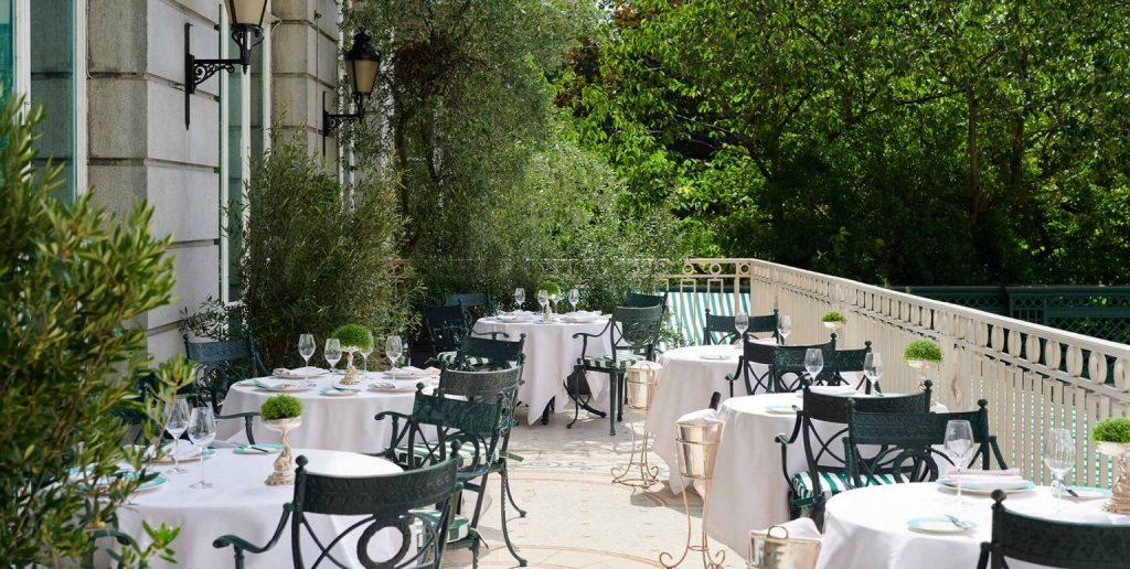 The Best Outdoor Dining Restaurants In London