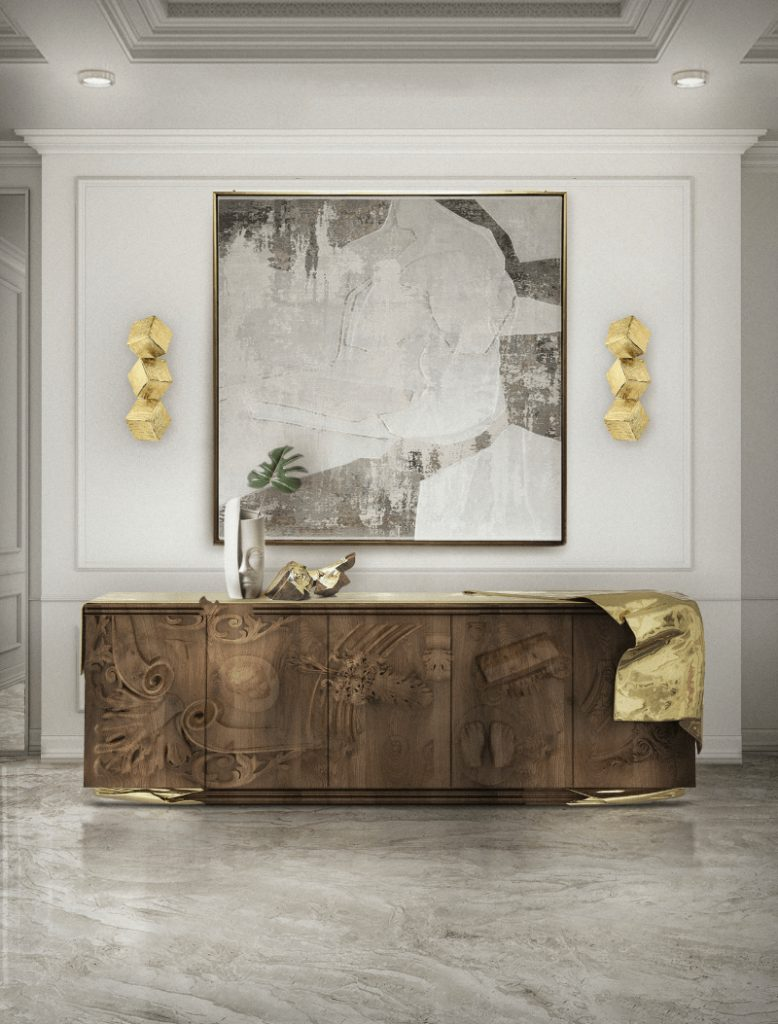 The New Voltaire Sideboard, An Luxury Piece For Your Dining Room
